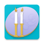 Shabbat Candle Lighting icon