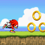 Knuckles Runner: Advance Sonic icon