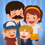 Pocket Family: Play & Build a Virtual Home APK icon