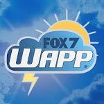 FOX 7 KTBC WAPP – Weather & Radar icon