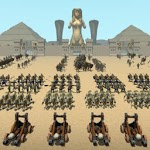 CLASH OF MUMMIES: PHARAOH RTS APK icon