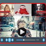 تركيب الصور مع الاغانى وعمل فيديو بدون نت icon