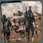 Cool Battle Survival Theme icon