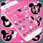 Pink Diamond Minnie theme icon