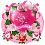 Romantic Love Heart Theme icon