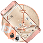 Rose Gold Mettle Finish Theme icon