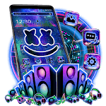 3D DJ Cool Mello Gravity Theme icon
