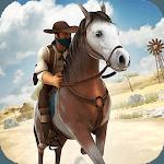 Western Cowboy - Horse Racing icon