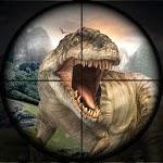 Wild Dinosaur Hunter:DEADLY Jurassic Run Attack icon