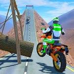 Bike Stunt Challenge 2019 Free icon