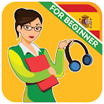 Spanish for Beginners: LinDuo HD icon