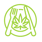 THC Edibles Calculator icon