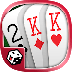 Canasta - classic card game for pc icon
