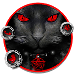 Cool Evil Cat Themes HD Wallpapers icon