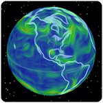 Live Earth Weather | 3D Earth Weather Map icon