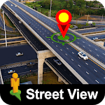 Street View Map 2019: Voice Map & Route Planner icon