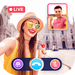 Live Video Call - Random Video chat Livetalk icon