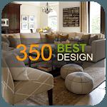 350 Living Room Decorating Ideas icon