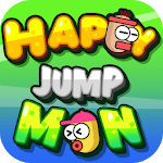 Happy Jump Man for pc icon