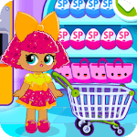 LOL Games - Grocery Store Supermarket Surprise Egg icon