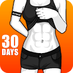 Lose Weight and Belly Fat in 30 Days icon