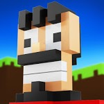 Lucky in craft: Building adventure block for pc icon