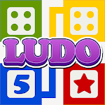 Ludo Game : Ludo Five Star icon