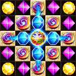 Witch Jewel Puzzle icon