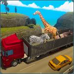 Zoo Animal Transport Truck icon