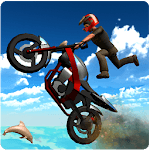 Motorbike Stunts - Extreme Ramps APK icon