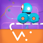 Path for Dash robot icon