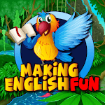 Slide 'N' Spell Word and Phonics Games - Free! for pc icon