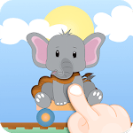 Animals World - puzzle for toddlers for pc icon