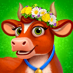 Sunny Fields: Farm Adventures icon