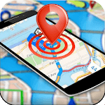 GPS Driving & Walking Directions, Navigation, Maps icon