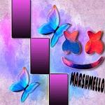 Marshmello Tap Piano Game icon