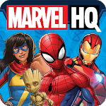 Marvel HQ – Games, Trivia, and Quizzes APK icon