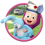 Masha and the Bear: Toy doctor icon