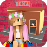 Shopping Mall Craft - Girls Paradise for pc icon