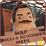 MAP HELLO MR NEIGHBOR FOR MCPE icon