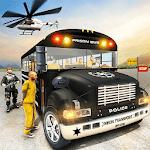 Police Prisoner Transport - Prisoner Bus Simulator icon