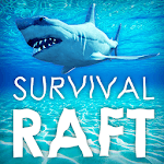 Survival on raft: Crafting in the Ocean icon