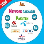 All Network Packages Pakistan 2018 icon