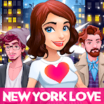 New York Story Teen Love City Choices Girls Games icon