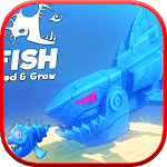 Feed the fish - and grow icon