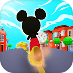 Mickey Subway Run 3D for pc icon