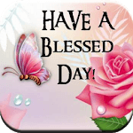 Everyday wishes and blessings icon