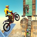 Bike Stunts - Desert icon