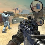 SWAT Sniper 3D 2019: Free Shooting Game APK icon