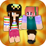 Mod Skins for  Minecraft 3D icon